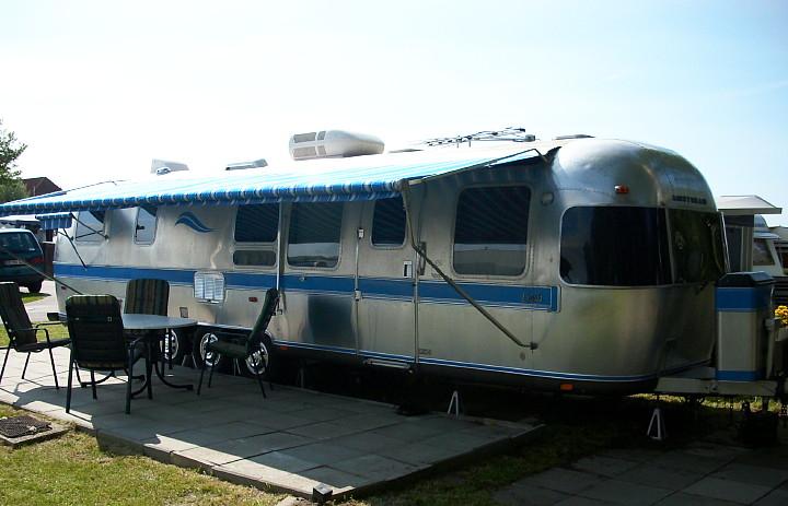 34 airstream excella 1984 classic caravan 230 v vollausttattung dominzil zu verkaufen. Black Bedroom Furniture Sets. Home Design Ideas