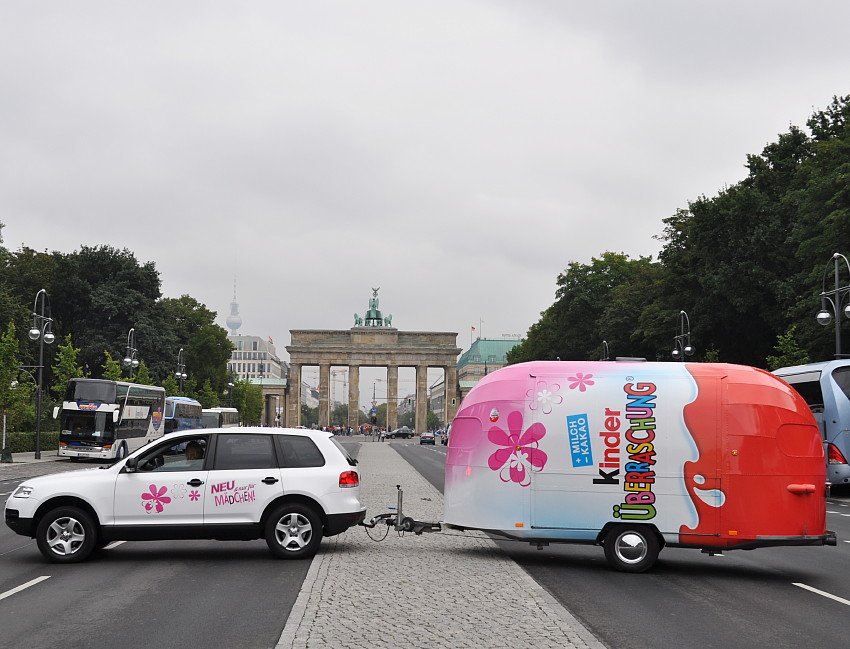 Promotion Tag: Ferrero Event In Berlin .. Promotionaktion In Berlin Mitte