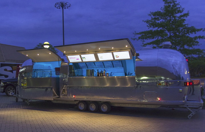Airstream Food Truck Cost