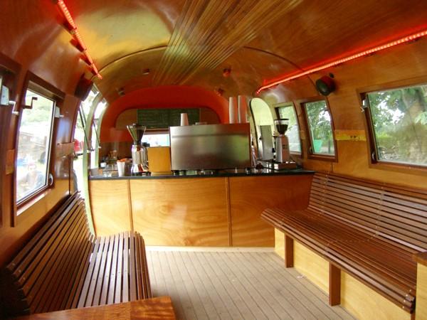 Coffeetrailer Caffeebohne Airstream Custom Trailer