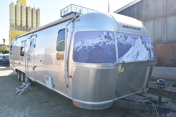 Unique Panamericana Airstream 2009 Special Edition